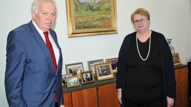 Ivancov kod Turković na pojašnjenju stavova Rusije o ulasku BiH u NATO