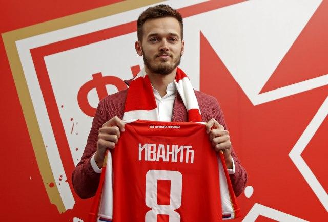 Ivanić: Spreman sam za dres velikog kluba kao što je Zvezda
