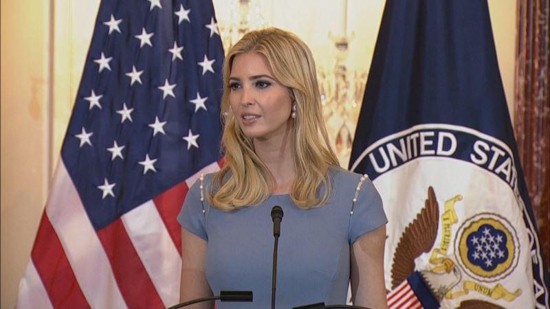 Ivanka Trump ispitana pod zakletvom zbog zlouporabe sredstava za inauguraciju