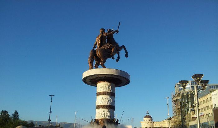 Ivanov napustio sastanak o imenu Makedonije