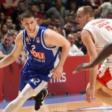 Ivanović MVP trećeg kola ABA lige