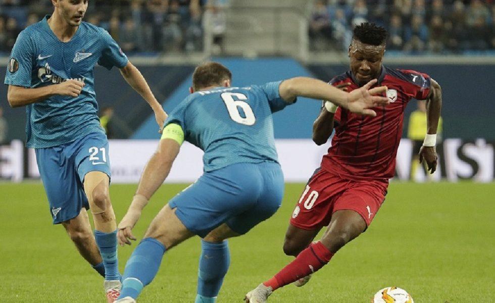 Ivanović načeo Rubin, pa je usledila goleada (VIDEO)