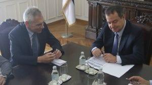 Ivica Dačić primio u posetu novog ambasadora Rusije