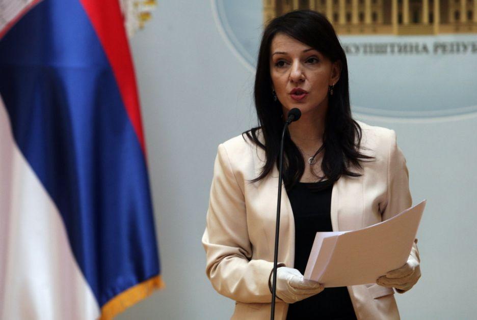 Ivković da podnese ostavku jer je postavila pitanje Igoru Juriću: Gde ste vi bili kada vam je ćerka ubijena