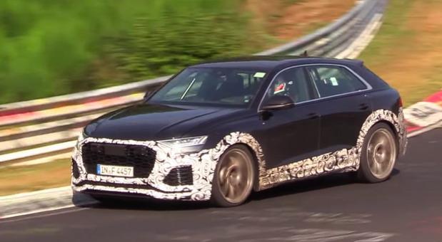 Iz Audija ove godine stižu dva potpuno nova RS modela