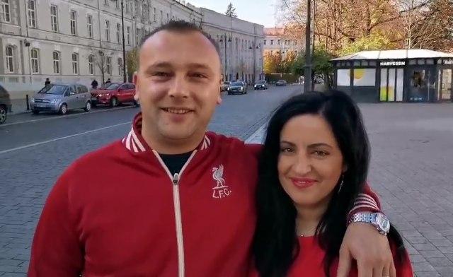 Iz Dablina do Vilnjusa - zbog Srbije VIDEO