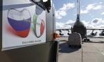 Iz Rusije s ljubavlju: Doletelo 15 aviona sa 122 medicinara i opremom za bolnice u Bergamu