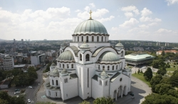 Iz budžetskih rezervi još 1,7 milijardi dinara za Hram Svetog Save