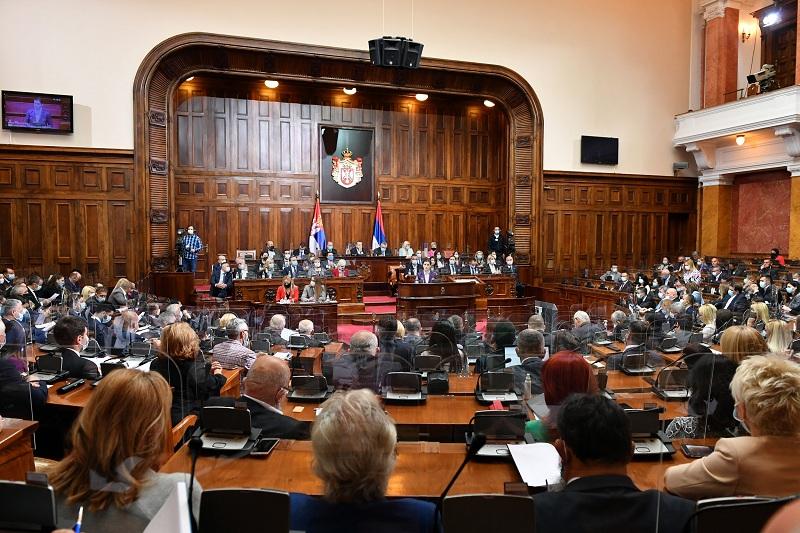 Izabrana nova Vlada Republike Srbije