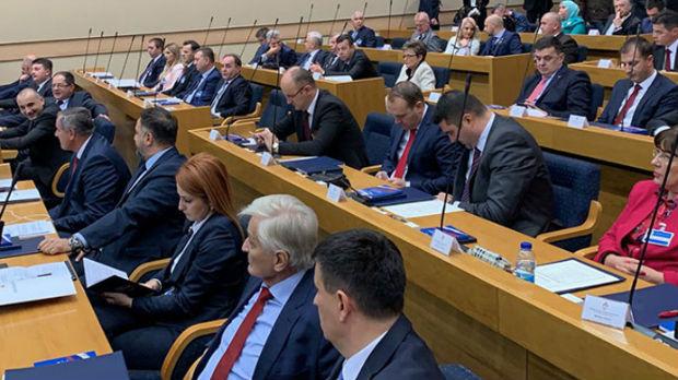 Izabrano 28 delegata u Veće naroda RS
