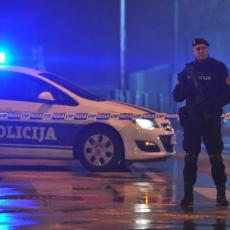 Izašao na šetalište pa KRENUO DA ZAMAHUJE SEKIROM: Policija u Bijelom Polju uhapsila mladića koji je pretio prolaznicima