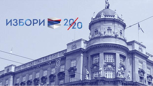 Izbori 2020 – predstavljanje stranaka na Radio Beogradu