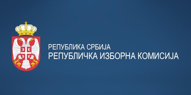 RIK saopštio konačne rezultate izbora za nacionalne savete