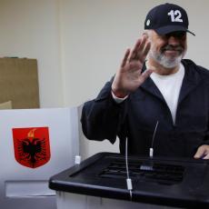 Izbori u Albaniji: Ramina partija na 48,8 odsto
