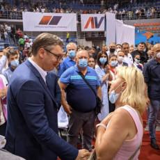 Izbori u Srbiji će biti održani istovremeno na svim nivoima, poznato kada! Na desetoj rundi dijaloga bio i Vučić