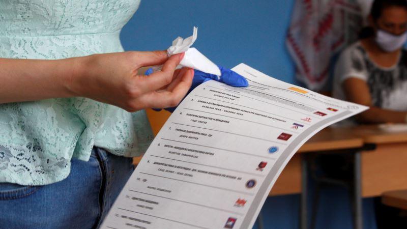 Izborni sajber napad i rezultati glasanja u Severnoj Makedoniji