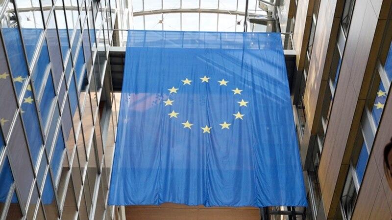 Izetbegović, Dodik i Čović   sa šefom Delegacije EU i američkim ambasadorom