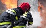 Izgorela garaža, vatra zahvatila i stan: Požar u Beogradu lokalizovan