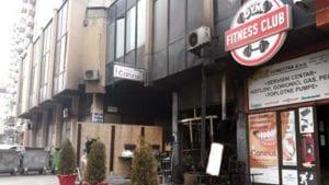 Izgoreo kafić u Užicu