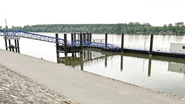 Izgrađeno međunarodno pristanište u Zemunu, nadležni najavljuju najmanje 1.500 kruzera