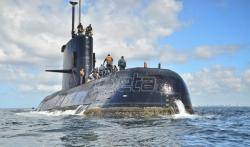 Izgubljen kontakt sa argentinskom podmornicom