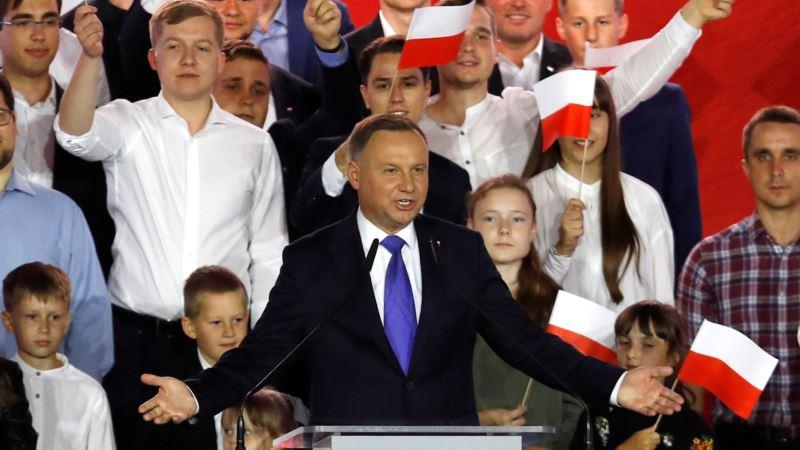 Duda u tijesnoj utrci pobijedio Trzaskowskog na predsjedničkim izborima u Poljskoj