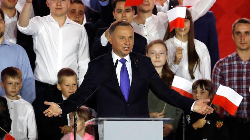 Izlazna anketa: Duda u tesnom vođstvu na predsedničkim izborima u Poljskoj