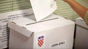 Državna izborna komisija objavila prve rezultate, HDZ ubedljivo vodi