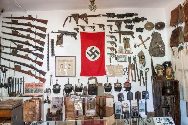 Izložba Drugi svetski rat u minijaturi