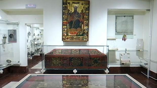 Izložba Osam vekova umetnosti pod okriljem SPC