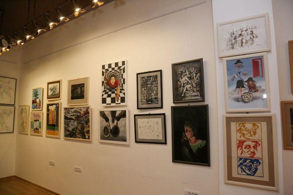 Izložba Pogled u budućnost u Galeriji Kulturnog centra Kikinda
