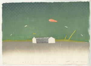 Izložba Savremena japanska grafika u Paviljonu