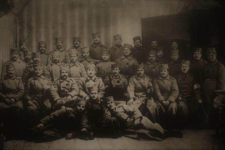 Izložba posvećena Prvoj srpskoj dobrovoljačkoj diviziji u Kikindi