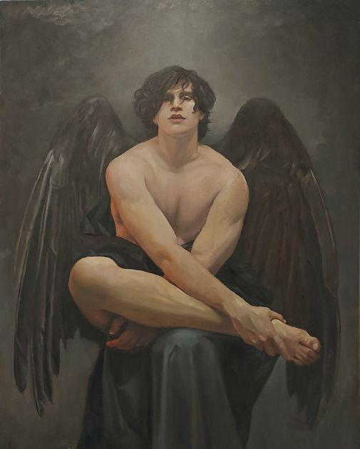 Izložba slika Rastka Stefanovića Nove ikone