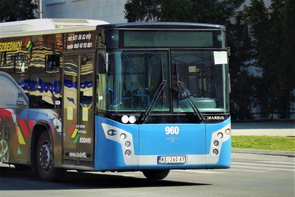 Izmena trase autobuske linije broj 12