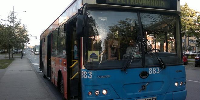 Izmene trasa autobusa u Novom Sadu
