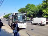 """Izmenjena privremena trasa """"somborske"""" linije - sada prolazi i kroz Somborski bulevar"""