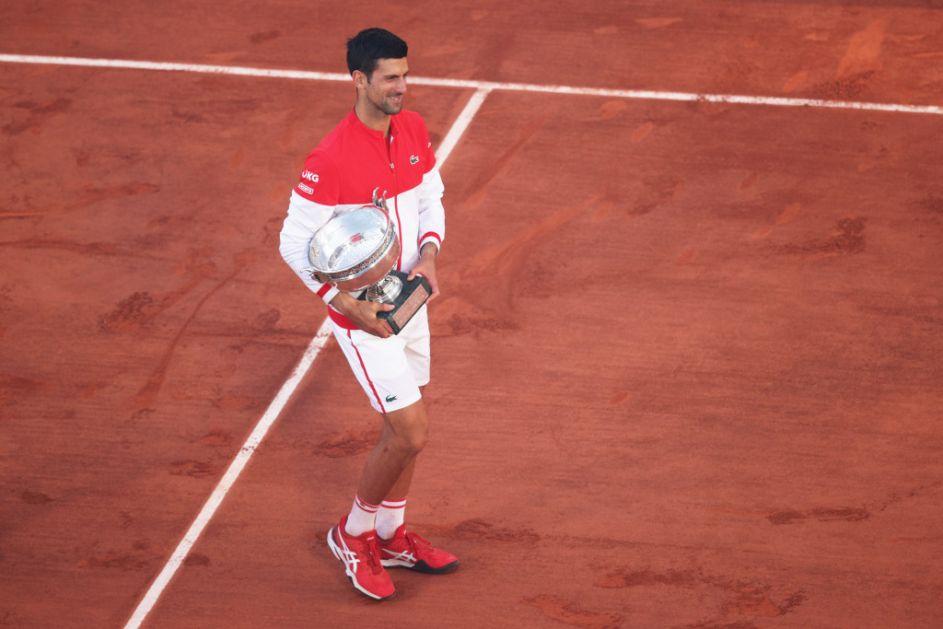 Iznenadićete se: Novak Đoković na krovu sveta, a poznati voditelj mu uputio posebnu poruku (FOTO)