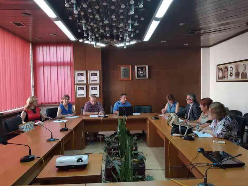 Izrada plana za zaštitu zdravlja migranata