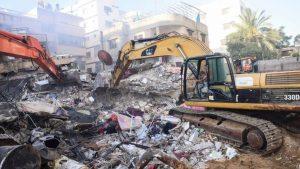 Izrael, Palestina i nasilje: Kuća vođe Hamasa bombardovana u vazdušnom napadu