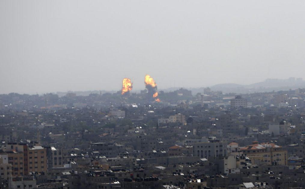 Izrael počeo masovno bombardovanje severa Gaze, usledio i kopneni napad