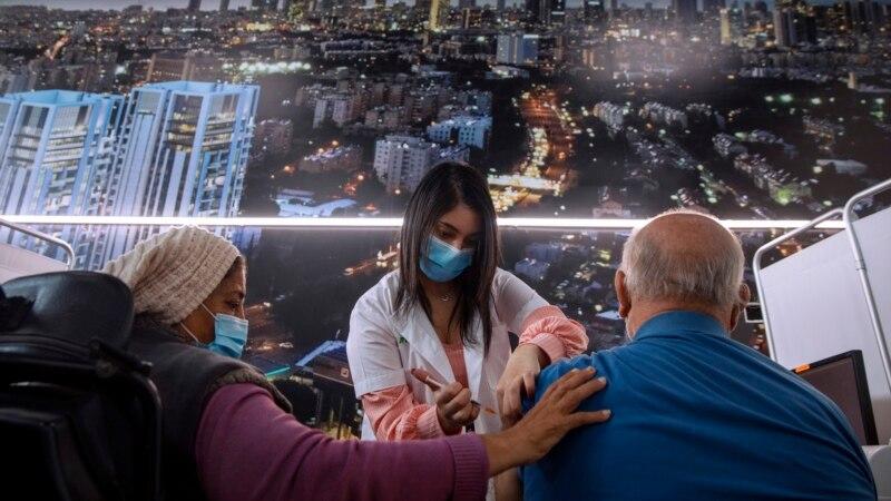 Izrael: Treća doza vakcine za starije od 60 godina