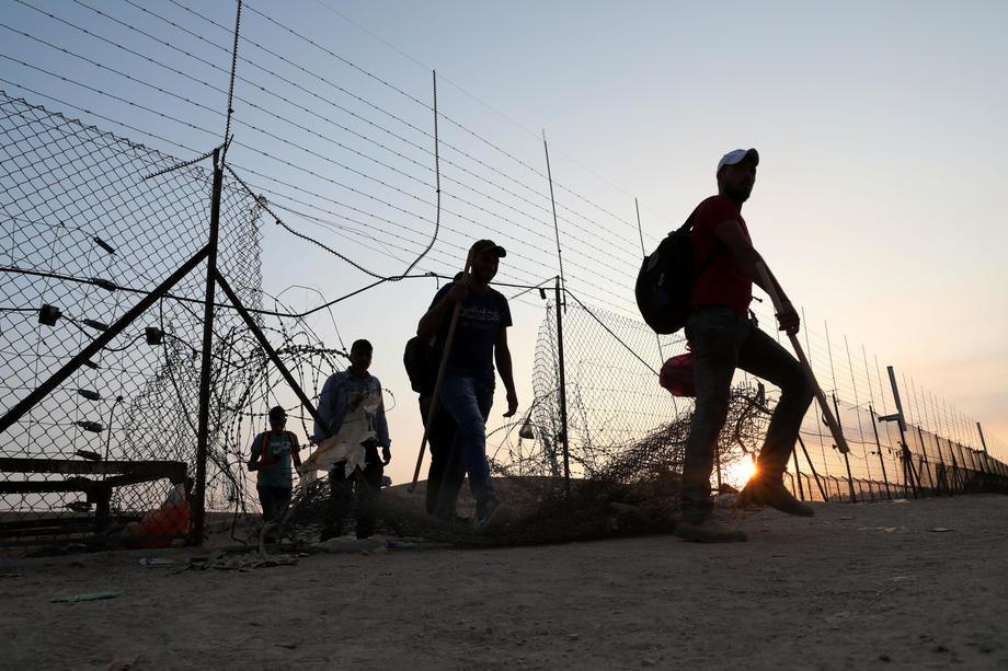 Izrael iz vazduha napao palestinske grupe u Pojasu Gaze