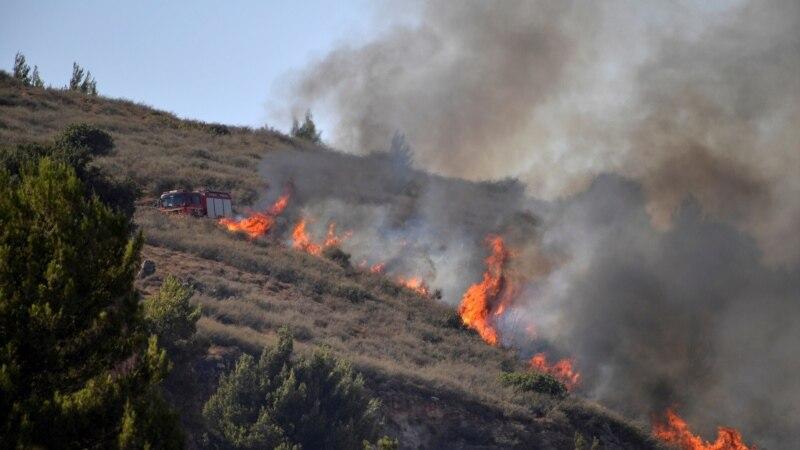 Izrael izveo vazdušne udare na Liban kao odgovor na raketiranje