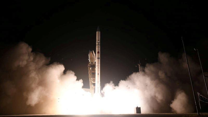 Izrael lansirao špijunski satelit