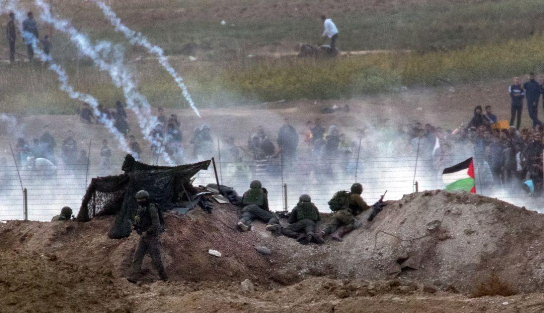 Izrael napada, Hamas preti osvetom