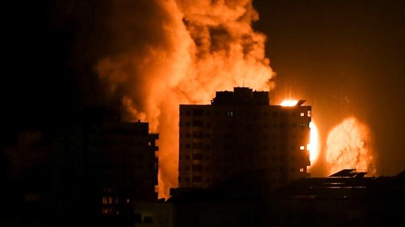 Izrael napao više od 1.500 ciljeva u Pojasu Gaze