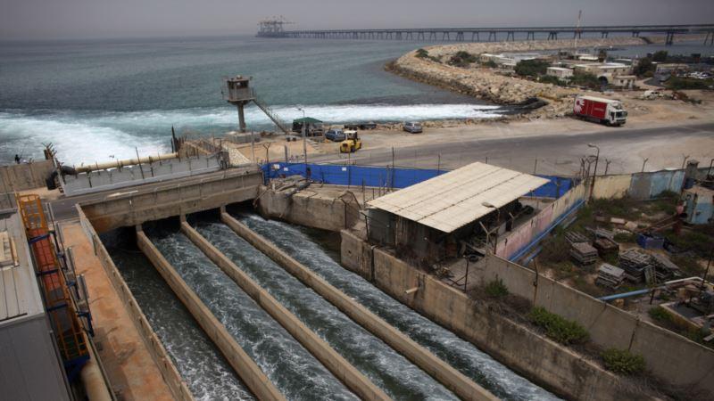 Izrael odbio kinesku ponudu za gradnju fabrike za desalinizaciju