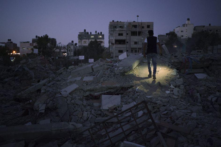 Izrael ponovio vazdušne napade na Gazu
