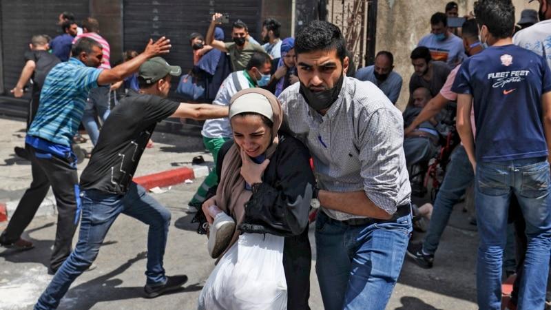 Desetine mrtvih u sukobima Izraelaca i Palestinaca, SAD šalju izaslanika u region